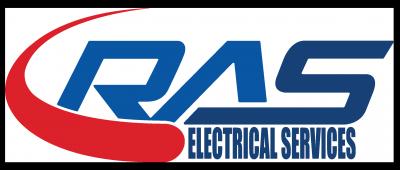 RAS Electrical Services Logo
