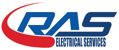 RAS Electrical Services Logo
